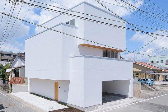 水前寺の家